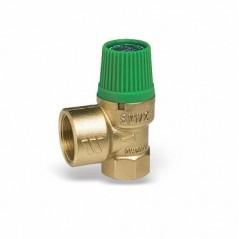Soupape de Securite Sanitaire 15/21 FF 8 Bars REF 22L0215880 WATTS