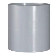 Manchon PVC a Butee FF D125 REF M2X NICOLL