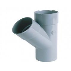 Culotte PVC 45 degre MF D40 REF BH14 NICOLL