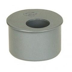 Tampon PVC de Reduction D80/63 REF R6 NICOLL
