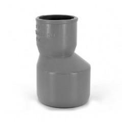 Réduction extérieure Excentrée PVC MF D50/40 IJ1 NICOLL