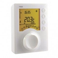 Thermostat Programmable 1 Zone Hebdomadaire /Journalier 230V TYBOX 127 REF 6053006 DELTA DORE