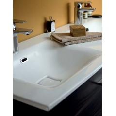 Table vasque LIBERTY en céramique Sanijura