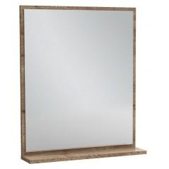 Miroir Vivienne 60 cm avec tablette mélaminée Jacob Delafon