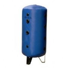 """Ballon Tampon Chauffage Climatisation Sur Pieds 200 Litres 1""""1/4 Femelle jacquette Bleu REF BMEL200SK THERMADOR"""
