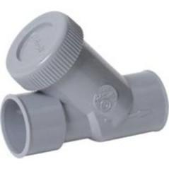 Clapet anti retour PVC FF 50 REF CASJ4 NICOLL