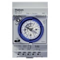 Horloge à segment journalier avec reserve de marche REF SUL181d THEBEN