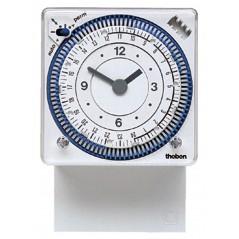 Horloge à segment journalier avec reserve de marche REF SUL189s THEBEN
