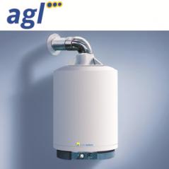 Accumulateur 95 litres Mural Gaz Nat Ventouse REF AGLV95M ELM LEBLANC