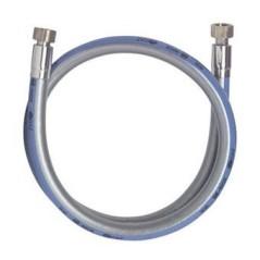 Tuyau flexible inox flexigaz 1.00ml a raccord mecanique gaz naturel garantie a vie REF P010531 CLESSE