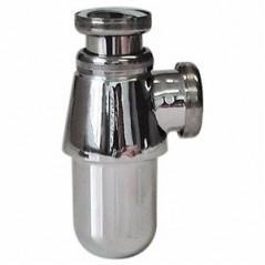 Siphon lavabo chromé brillant REF 501022 NICOLL