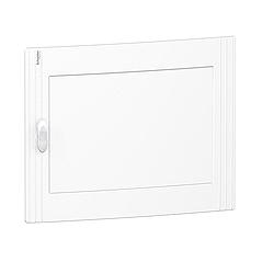 Porte Opaque Coffret PRAGMA 2 rangees 24 modules REF PRA16224 SCHNEIDER