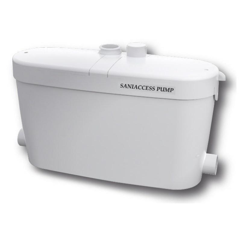 saniaccess pump pompe de douche sfa. Black Bedroom Furniture Sets. Home Design Ideas