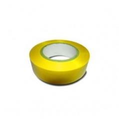 Ruban isolant electrique rlx de 10ml couleur jaune