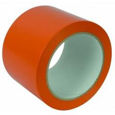Ruban adhesif pvc orange 75mm X 33ml