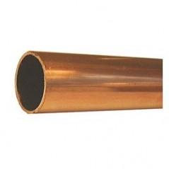 Tube cuivre écroui 12x14 barre de 1ml