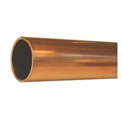 Tube cuivre écroui 40x42 longueur 1ml