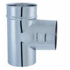Te Equerre Inox 304 D153 double emboitement REF 032915 ISOTIP