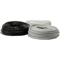 Cable Souple HO5VVF 2x1 mm Gris 100ML