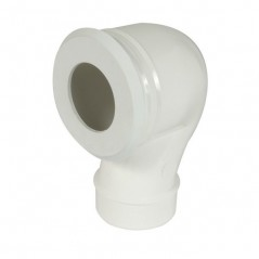 Pipe WC Coudee Deportee Male 100 REF CWP33 NICOLL