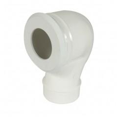 Pipe WC Coudee Deportee Male 100 REF CWP33 NICOLL