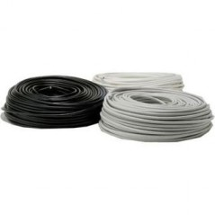 Cable Souple HO5VVF 3G1,5 mm Blanc 100ML