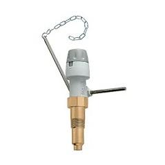 Regulateur de tirage chaudiere bois 30/100 degre REF R85