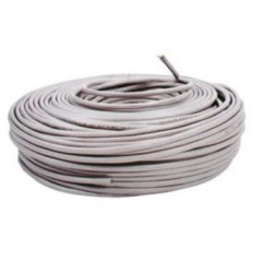 Cable Informatique 2X4 Paires Double Ecrantees CAT6 FTPZH