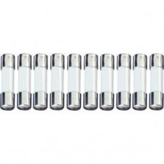 Fusible verre 5x20 4 Ampere x10