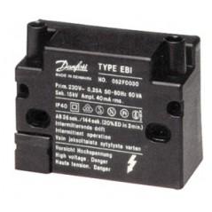Transformateur d'allumage danfoss type ebi