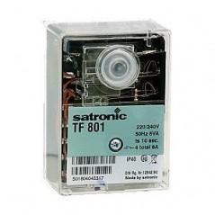 boite de controle fioul satronic TF801 1 allure