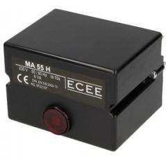 Boite de controle CEM ECEE fioul serie 55