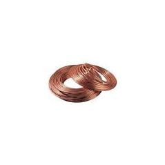 Tube cuivre recuit 08/10 couronne de 50ml
