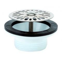 Bonde lavabo/bidet grille plate D55 REF 0201031 NICOLL