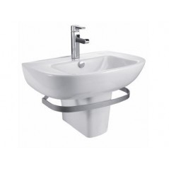 Colonne Lavabo Odeon up REF 18565W-00 blanc JACOB DELAFON