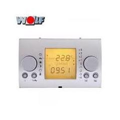 Module BM Regulateur digital avec programme suivant temperature exterieur REF 8905253 WOLF