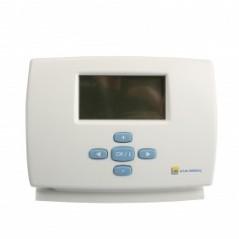 Thermostat d ambiance a programation hebdomadaire TRL726 ELM LEBLANC