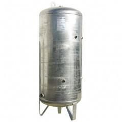 Reservoir Adduction d'Eau 800 litres vertical 8 bars galvanise REF RG8.800 CALPEDA