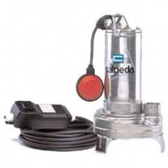 Pompe de Relevage Inox a roue Vortex passage 35mm REF GXVM40-8 CALPEDA