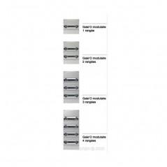 Coffret GALEO 4 rangées 52 modules REF 799224 ABB