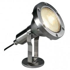Projecteur NAUTILUS INOX par 38 E27 REF 229100 SLV BY DECLIC