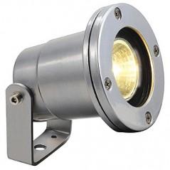 Projecteur NAUTILUS GRIS ARGENT IP67 REF 227500 SLV BY DECLIC