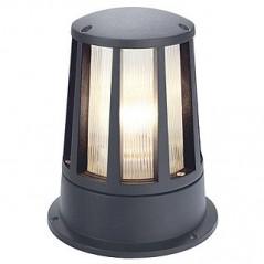 CONE luminaire extérieur, anthracite, E27, max. 100W, IP54 REF 230435 SLV BY DECLIC