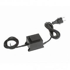 Transformateur IP 44 60VA 12V REF 227160 SLV BY DECLIC