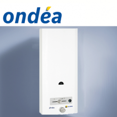 Chauffe bains ONDEA HYDROPOWER sans veilleuse 19.2KW avec display LC11PVHD REF 7701331673 ELM LEBLANC