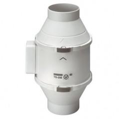Extracteur de conduit temporise serie MIXVENT TD500/150T REF 254318 UNELVENT