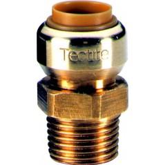 Embout Tectite Male 1/2 Cuivre D14 REF T243G1412 COMAP