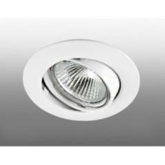 Spot Kit electronique LUNAR 50 couleur blanc REF 4910 ARIC