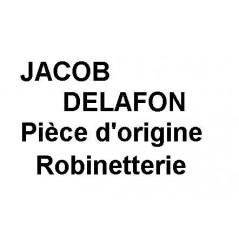Bec haut lavabo 3 trous s/gorge Chromé JACOB DELAFON pour GAMME OBLO REF E8A518-CP
