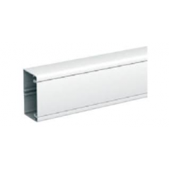 Goulotte PVC Optiline 70 Blanc polaire 95x55 REF ISM11200P SCHNEIDER LG 2ML